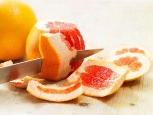 Настойка на основе грейпфрута