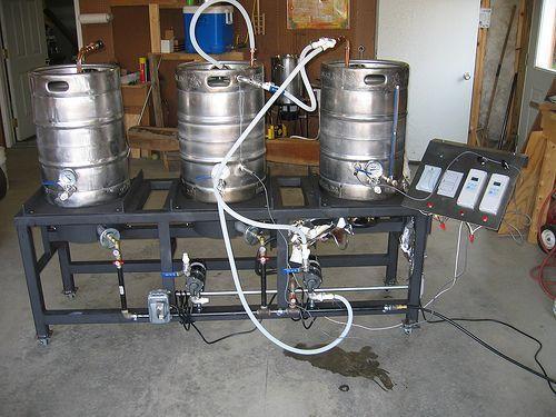 Domače doma pivovarna