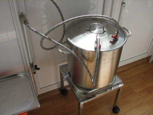 Domača pivovarna