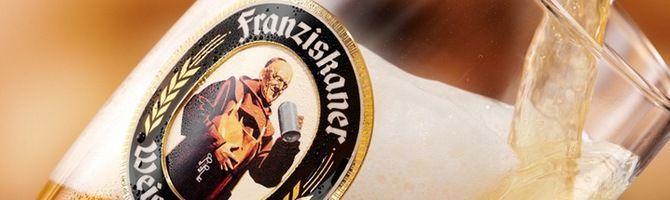 Немецкое пиво «францисканер»