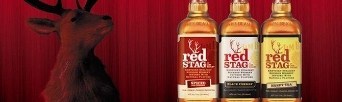Необычный вкус red stag