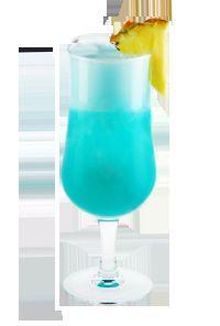Delikatny likier blue curacao i top 5 koktajl z nim