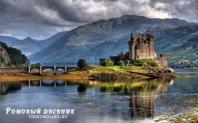 Пейзажи Шотландии, родины скотча