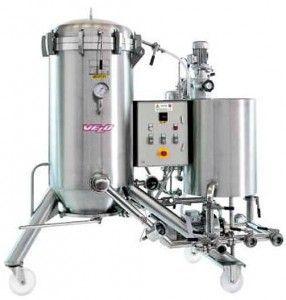 Оборудование для процесса производства пива