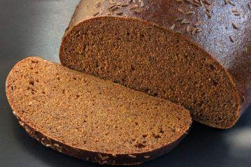 Очистка самогона черным хлебом