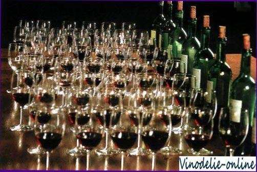 Основы дегустации вин