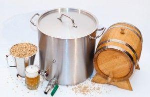 Oprema za varjenje piva