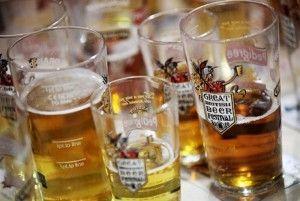 английское пиво