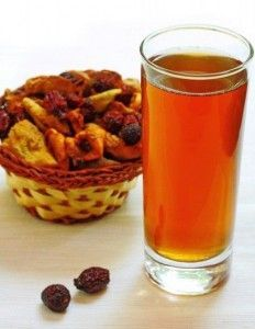 pivo iz suhega sadja