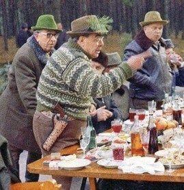Особенность национальной охоты: горькая настойка «охотничья»