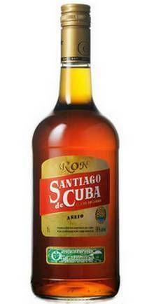 Кубинский ром Santiago de Cuba