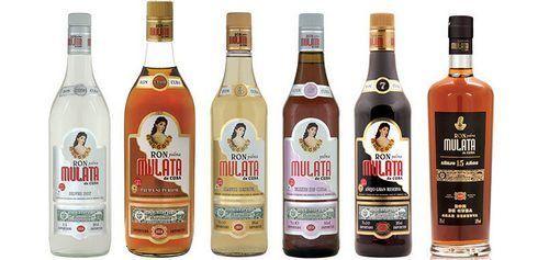 Кубинский ром Mulata
