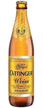 Бутылка Oettinger