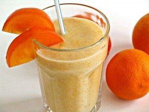 коктейль с апельсином