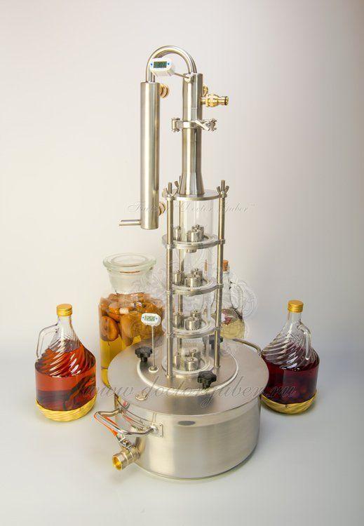 От губера самогонный аппарат арома