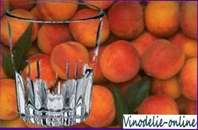 Персиковый самогон