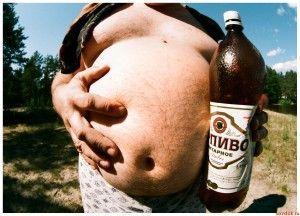 Cколько калорий в пиве
