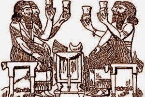 Pivo v starih časih