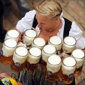 pivo v Evropi
