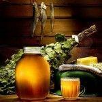 Польза и вред употребления пива до, после и во время бани