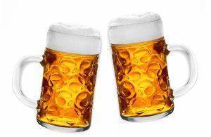 После пива болит низ живота, что делать?
