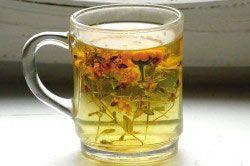 Травяной чай от похмелья