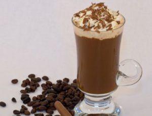 Коктейль из кофе