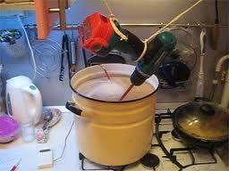 Приготовление браги