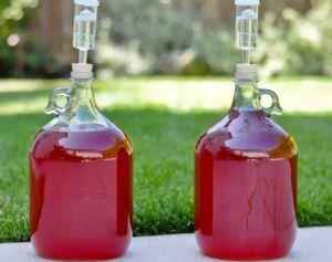 Приготовление питьевой браги
