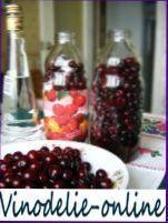 Приготовление вишневок
