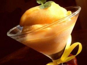 фруктовый щербет