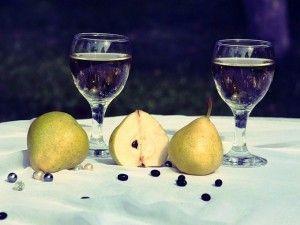 Простые рецепты домашнего грушевого вина
