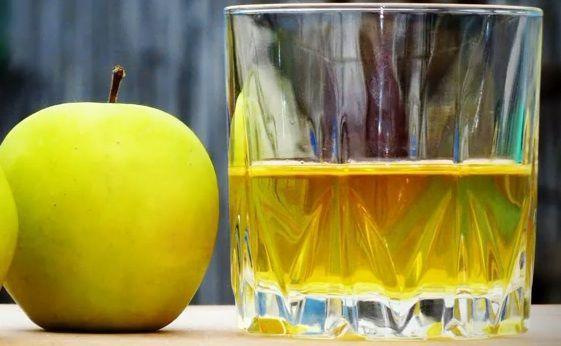 домашняя наливка из яблок