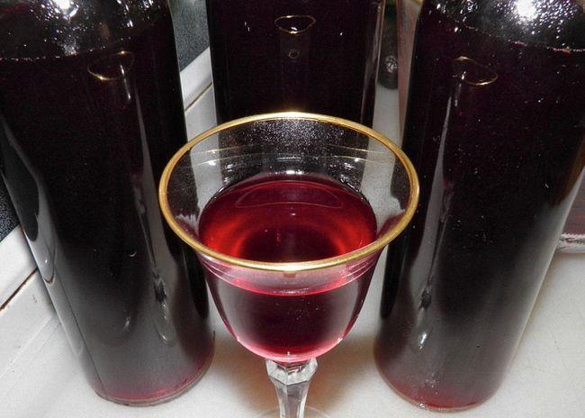 Рецепт домашнего клюквенного вина