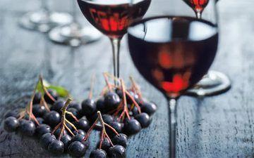 Рецепт домашнего вина из черноплодной рябины