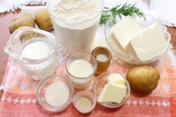 Рецепт домашних осетинских пирогов