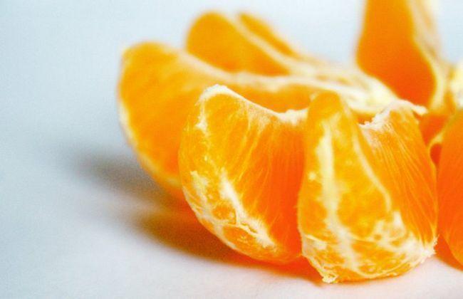 Рецепт мандариновой настойки (водки)