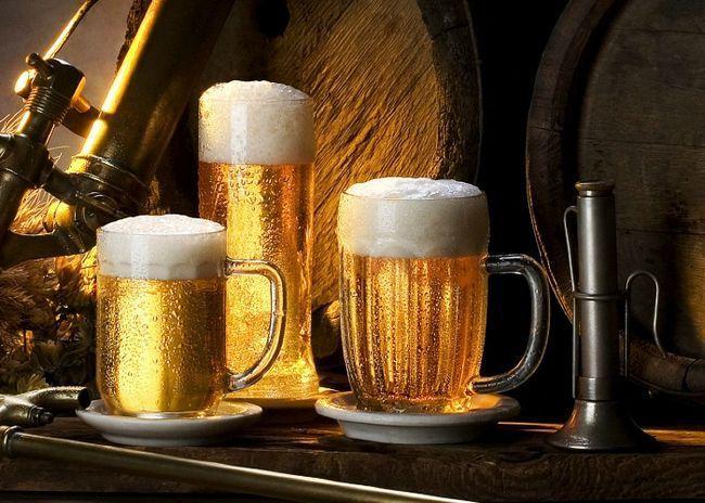 Рецепт пива из сусла и варка сусла для пива