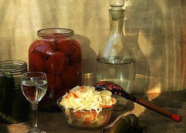 Рецепт ржаной водки в домашних условиях
