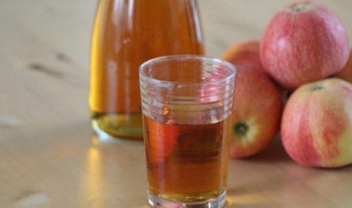 питьевая брага из яблок