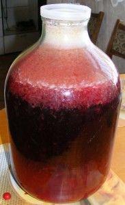 Рецепт самогона из вишни
