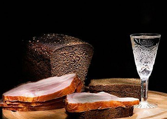 Рецепт водки на тмине