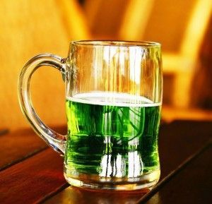 Рецепт зеленого пива