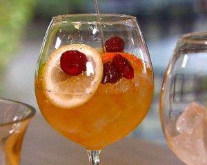 Рецепты алкогольного коктейля сангари