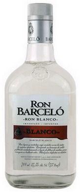 Srebrny rum Barcelo