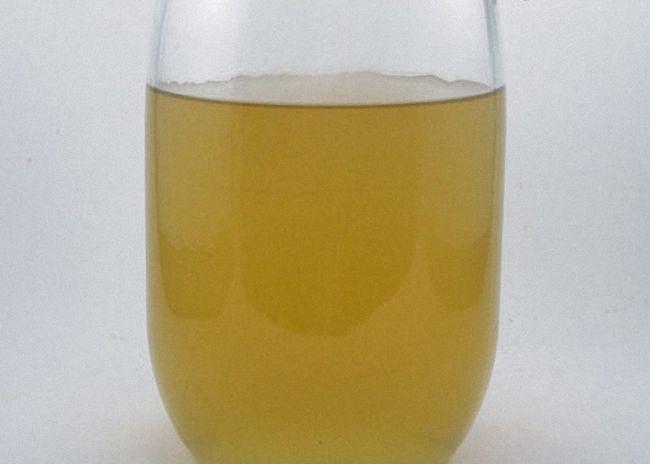 Водка с медом и лимоном