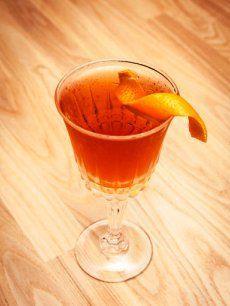 апельсиновый ликер из бузины