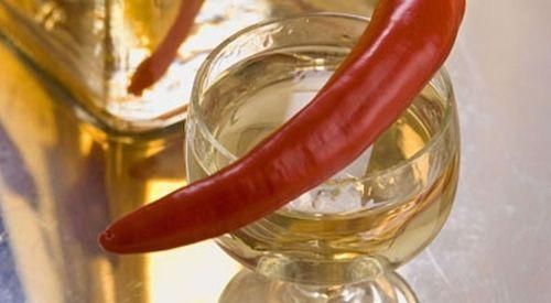 настойка на водке с имбирем и перцем