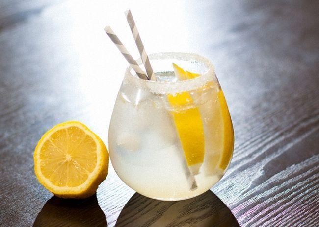 Лимонная водка из самогона