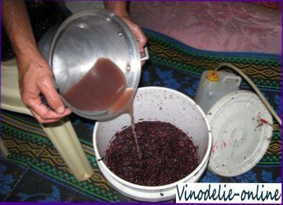 Рецепты виноградных вин с пряностями